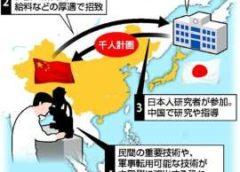 中国「千人計画」に日本人、政府が規制強化へ…研究者44人を確認