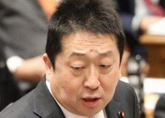 "立憲民主党、国会で""都市伝説""を追求!"