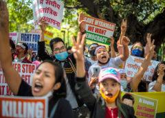 ミャンマー虐殺、日本政府の対応に広がる失望 日本はアジアの人権侵害にどう向き合うのか