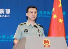 中国国防部「日本は台湾に手を伸ばすな」と警告